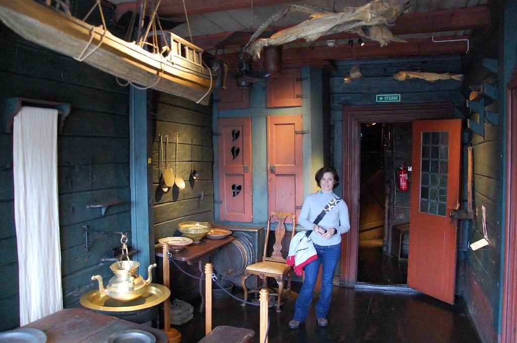 Interior museo Hanseático