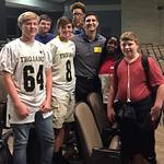 Hot Springs High School Students & Paul - Hot Springs, Arkansas