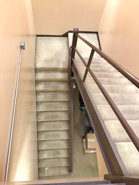 Secret Staircase