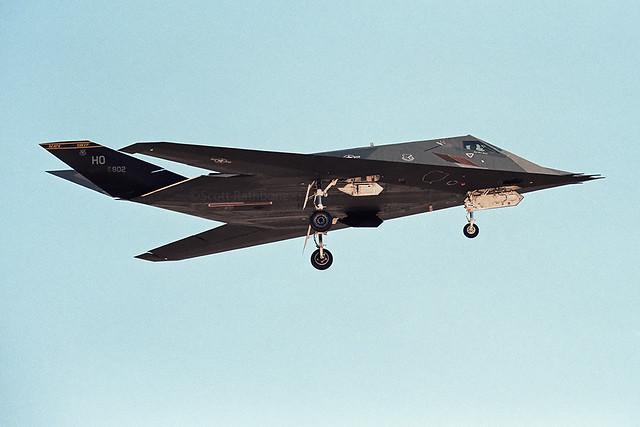F-117A 82-0802/HO