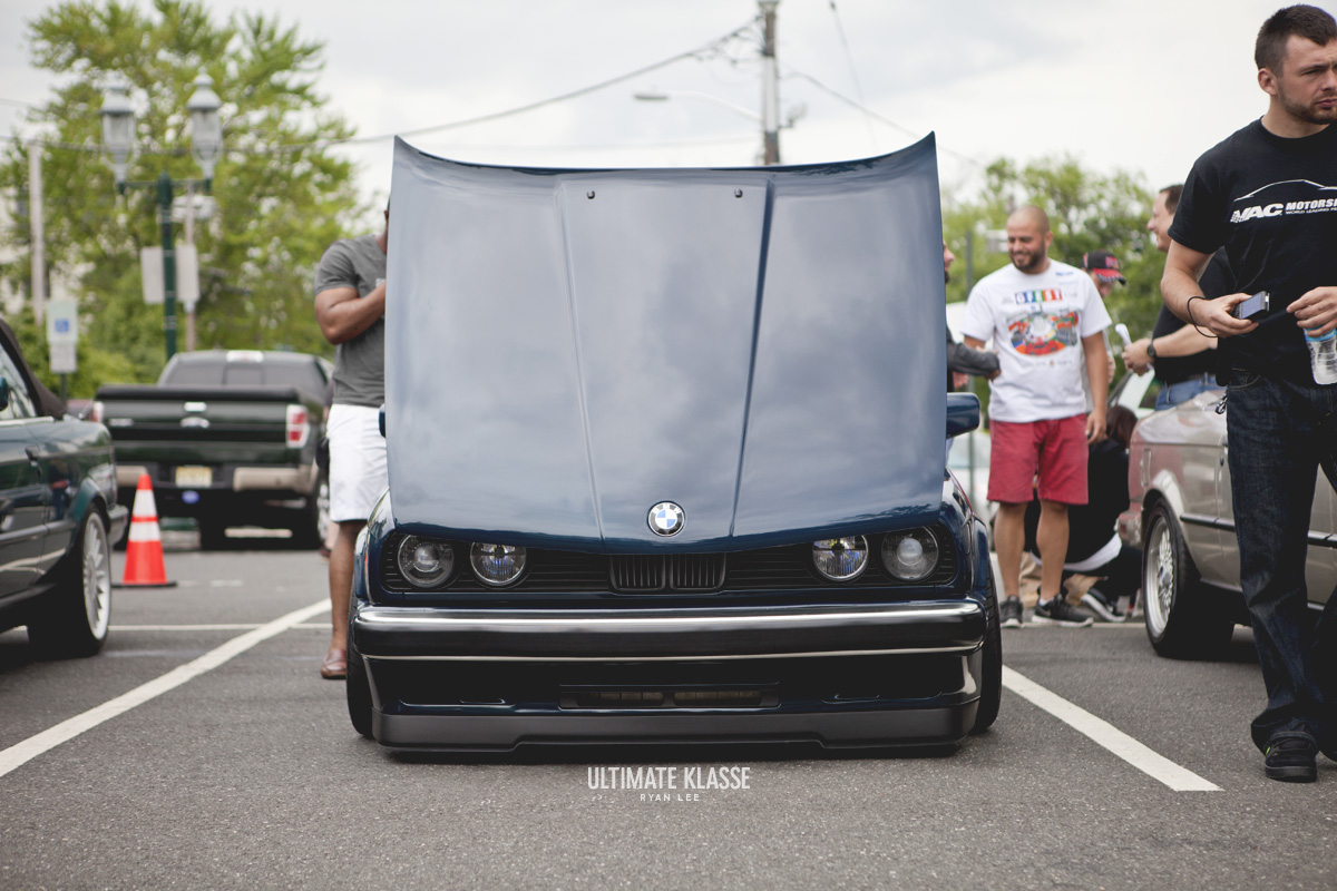Ultimate Klasse: E30 Vert on air with an M50