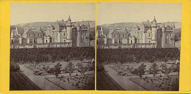 Header of Abbotsford House
