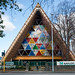 Cardboard Cathedral by Jocey K