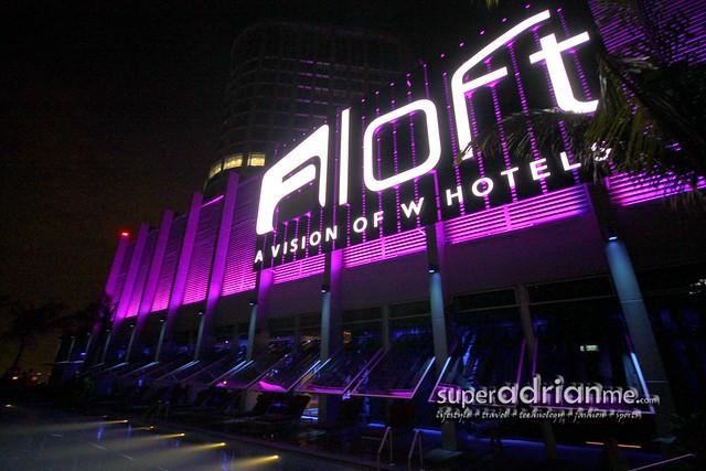 Aloft Kuala Lumpur - 30th floor