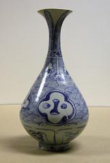art, pottery, blue and white porcelain, cobalt blue, vase, ceramic, porcelain,