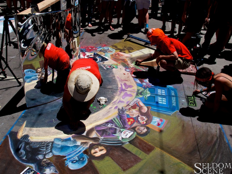 2013.06.02 Denver Chalk Art Festival 007