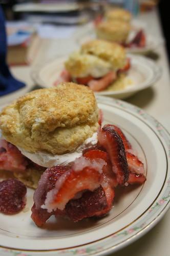 Emma: Scrumptious Strawberry Shortcake