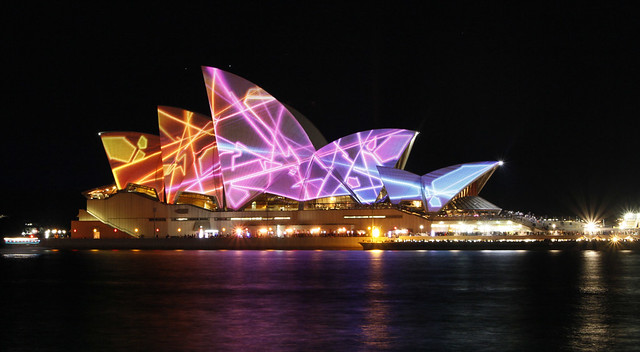Vivid Sydney 2013 - Our Favourite Photos
