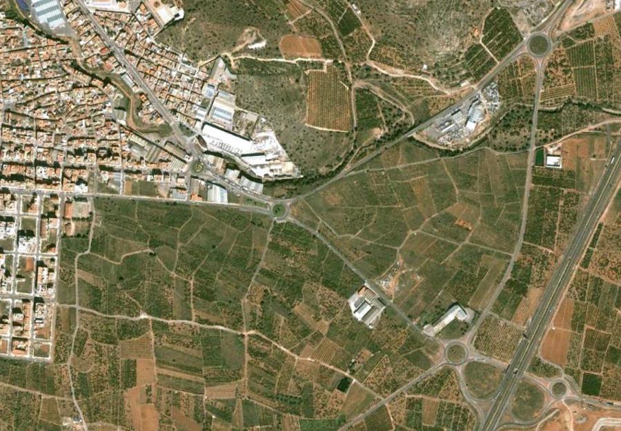 vall d'uxo, vall d'uixo, castellón, comunidad valenciana, antes, urbanismo, foto aérea, desastre, urbanístico, planeamiento, urbano, construcción