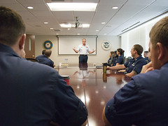 MCPOCG holds All Hands at AIRSTA Washington - 6