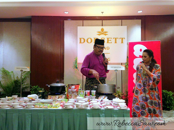 Ramadan 2013 - Grand Dorsett, Subang