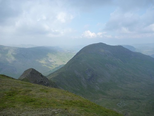 Cofa Pike and St. Sunday Crag
