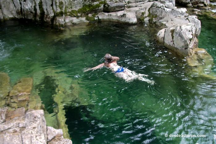 R o dobra olla de san vicente asturias rutas picos de for Piscinas naturales cantabria