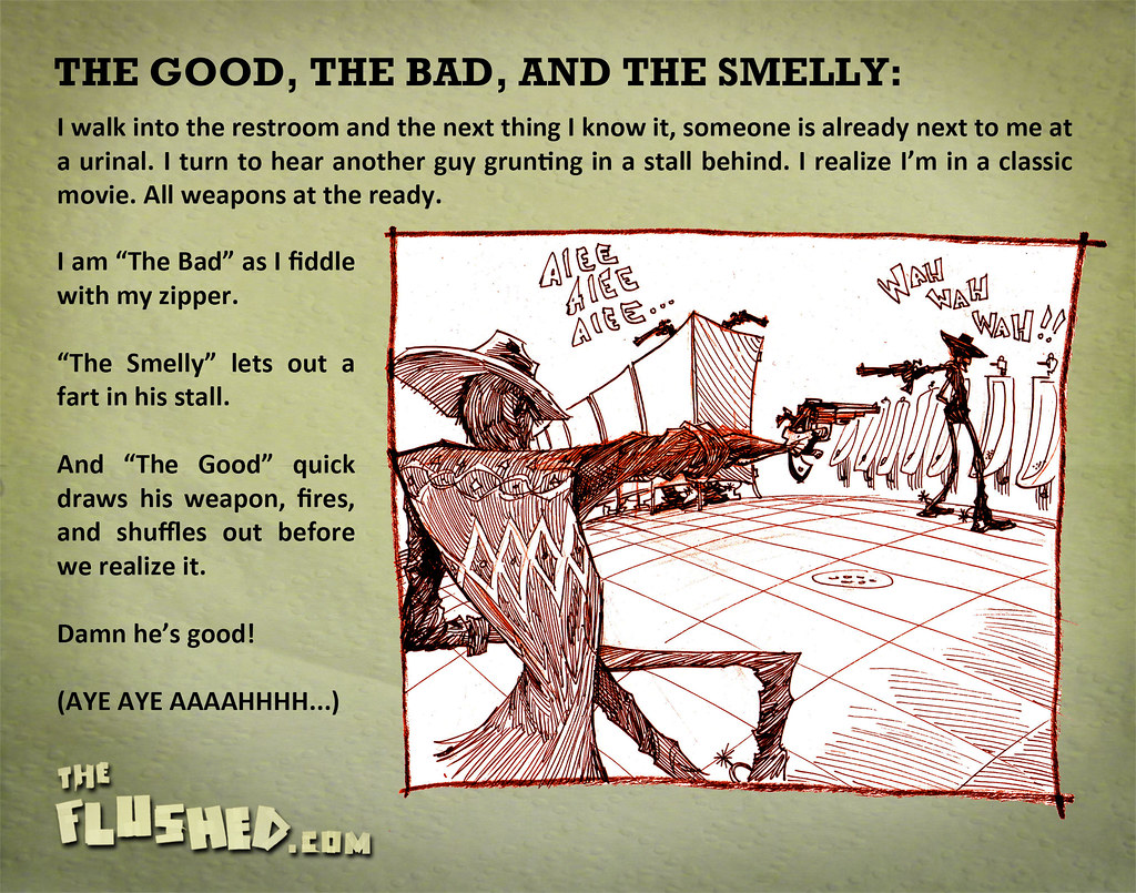 Good, Bad, Smelly