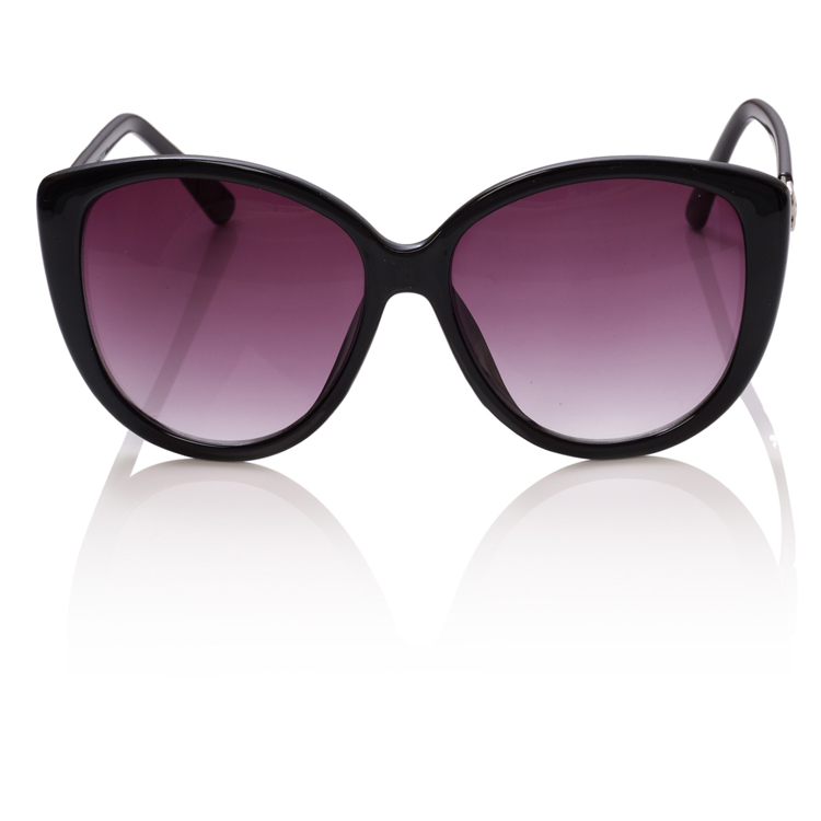 Jeepers Peepers Dahlia Oversized Sunglasses
