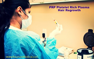 PRP Platelet Rich Plasma at Bauman Medical Group
