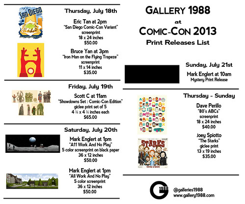 GALLERY1988-SDCC2013