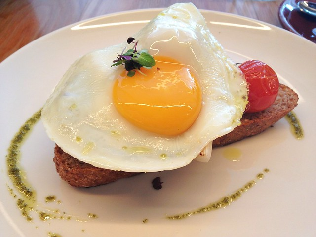 Portobello Sandwich, The Providore, Mandarin Gallery