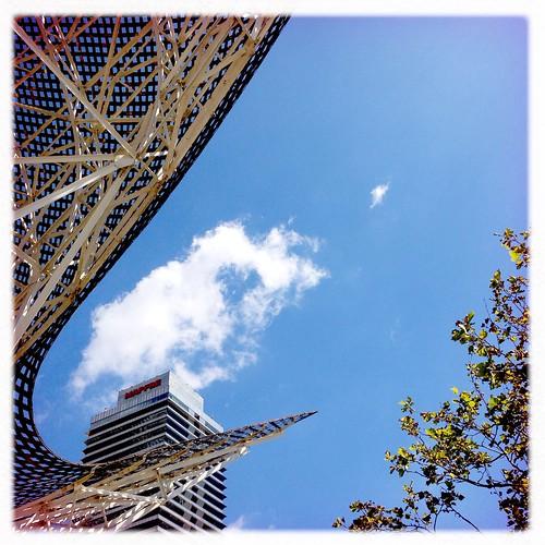 Summer Skies 2013 Day 6: Barcelona