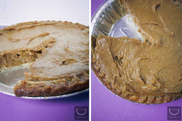 Vegan Pumpkin Pie by Sweet Earth Natural Foods