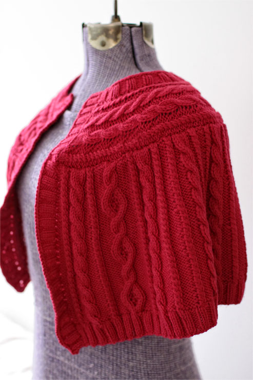 Red Knit #2