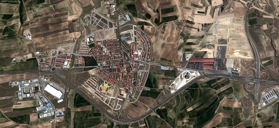 Torrejón de la Calzada, Madrid, Little Tower or the Road, después, urbanismo, planeamiento, urbano, desastre, urbanístico, construcción, rotondas, carretera