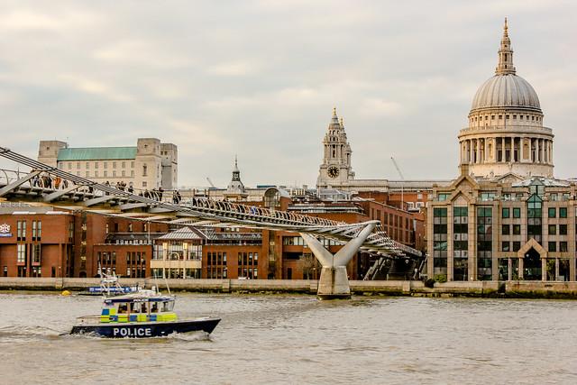 Millenium Bridge de Londres