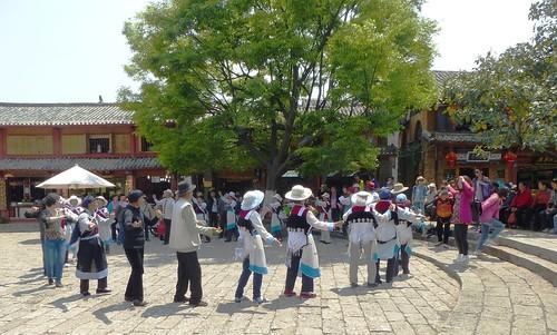 Yunnan13-Lijiang-Sifang Square (3)