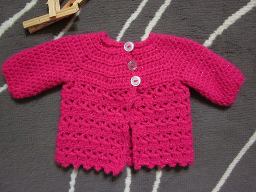 newborn baby girl sweater