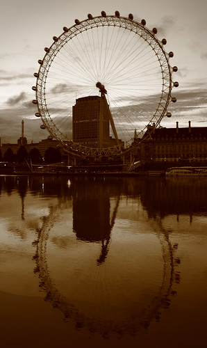 morning england sun london art sunrise sightseeing creative londoneye landmark sight