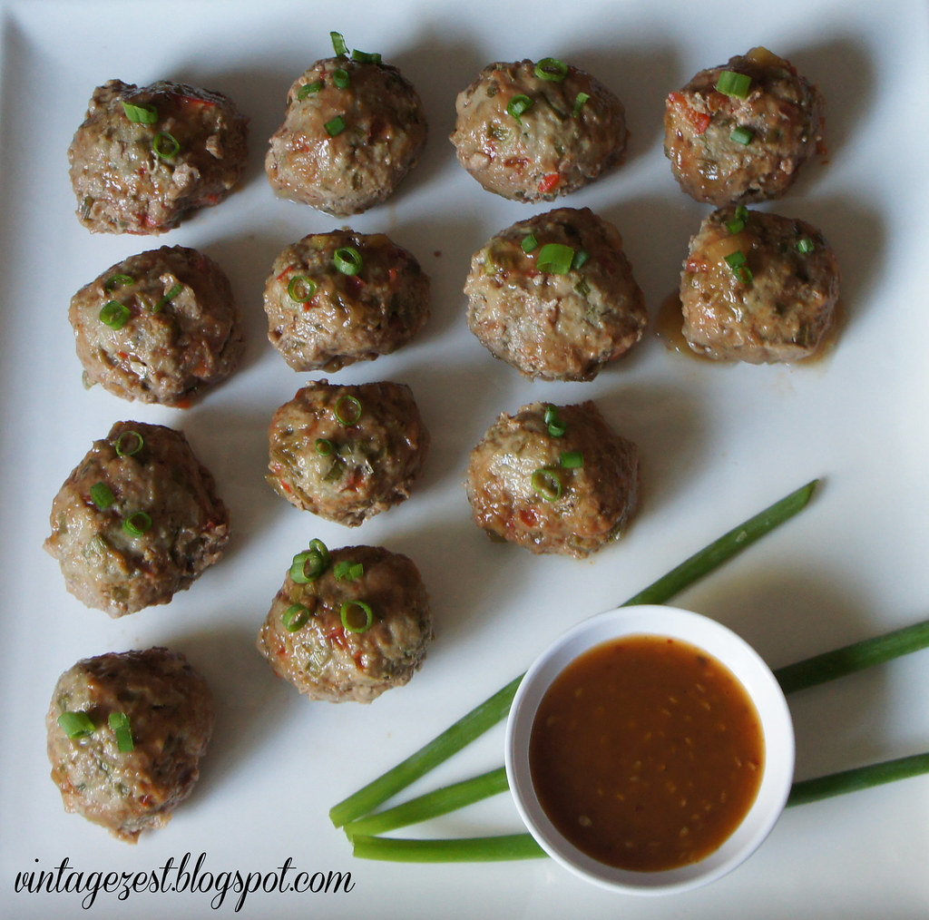 -Sweet & Sour Turkey Meatballs - Kraft Recipe Makers - Shop 22