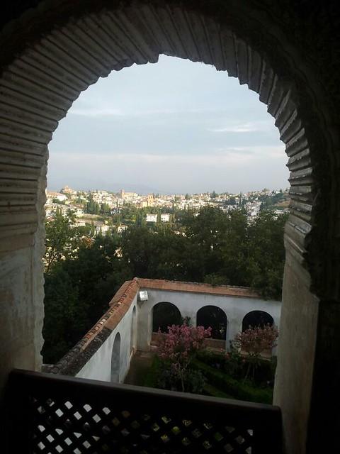 Granada, Españaa, www.fromthewindow.net