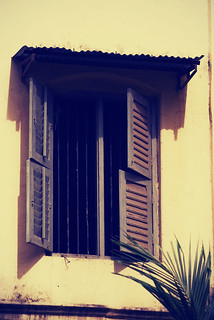Window, Seetha Kingston House School, Kilpauk, Chennai