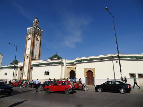 مسجد في فاس الجديد