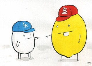 Dodgers vs Cardinals