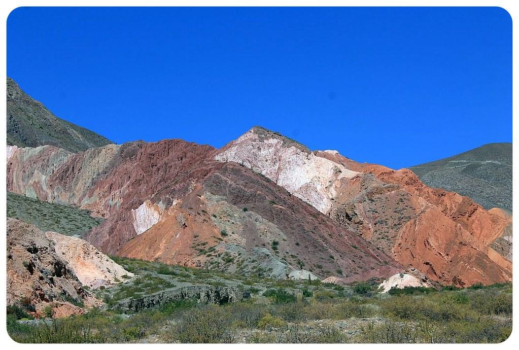 quebrada de humahuaca seven color hill