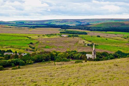 england church rural landscape walks belmont faith religion lancashire views christianity stpeter applecrypt