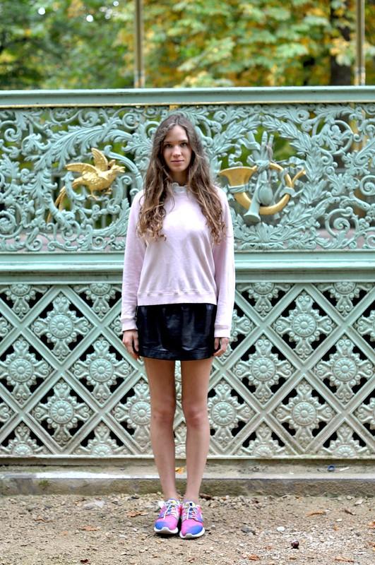 Yulia in Brussels