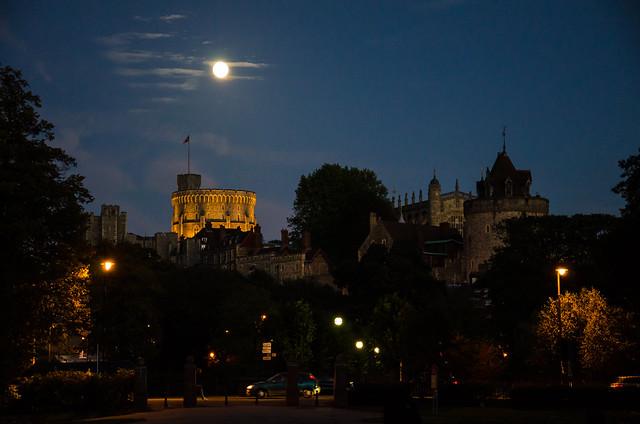 Moon lit by thealdridge