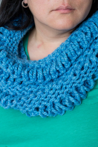 Drop Stitch Cowl