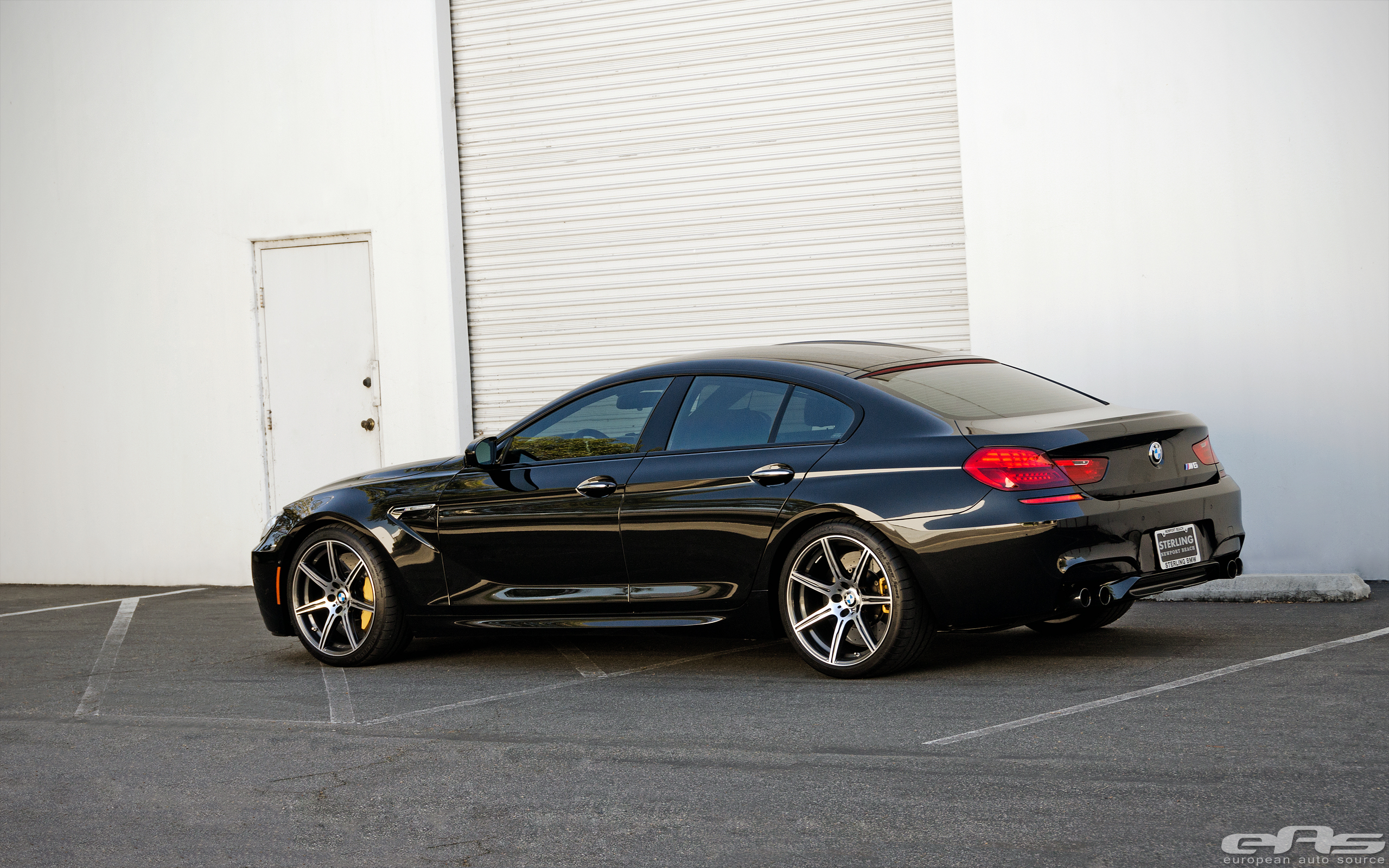 Black Sapphire Metallic M6 Gran Coupe Bmw Performance