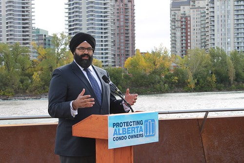 Minister Bhullar announces protection for condo buyers