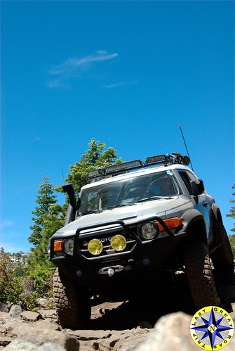 Mike and Erin on Rubicon 2