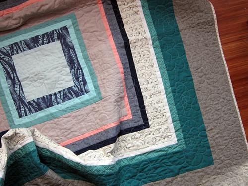 Essex Housetop quilt