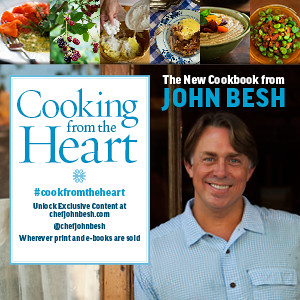Chef John Besh's Cookbook
