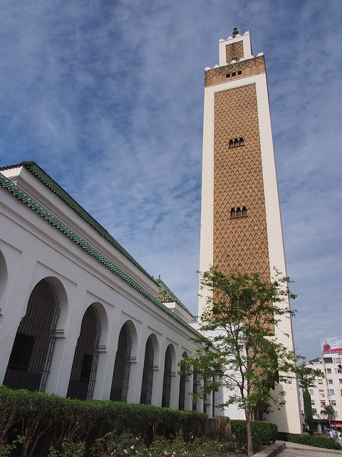 The Main Mosque in Tangier