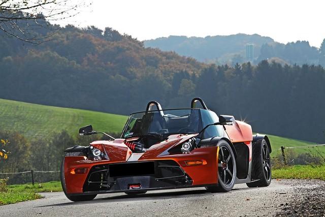 KTM Xbox GT by Wimmer Rennsporttechnik