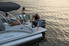 Sylvan S3 Pontoon Boat