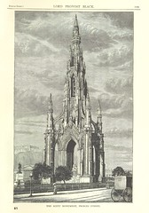 """British Library digitised image from page 169 of """"Cassell's Old and New Edinburgh, etc"""""""
