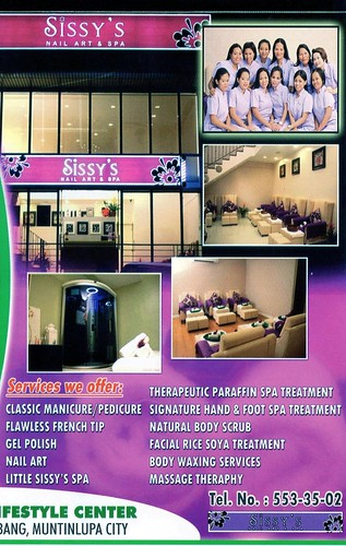 Sissy's Nail Art and Spa
